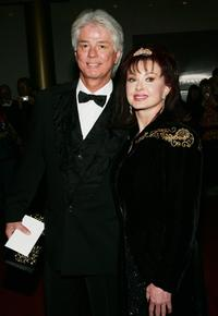 Larry Strickland and Naomi Judd at the 27th Annual Kennedy Center Honors Gala.