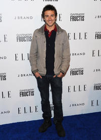 Reece Daniel Thompson at the ELLE's 2nd Annual Women In Music Event in California.