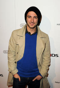 Reece Daniel Thompson at the Launch Event for Nintendo 3DS in California.