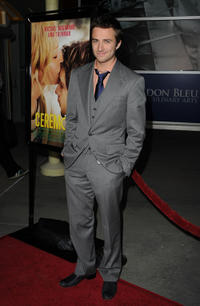 Reece Daniel Thompson at the California premiere of