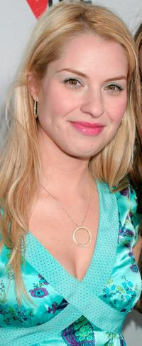 Leslie Grossman at the 2004 Rock the Vote Awards.