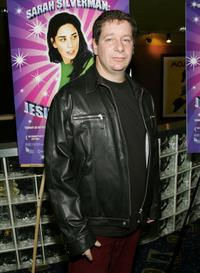 Jeffrey Ross at the Roadside Attraction premiere of