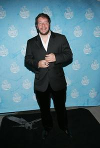 Jeffrey Ross at the Comedy Central Emmy Party.