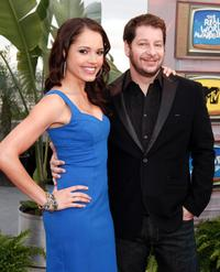Susie Castillo and Jeffrey Ross at the MTV's Real World Awards Bash.