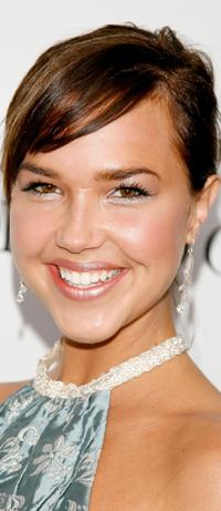 Arielle Kebbel at the Hollywood Life Magazines 9th annual Young Hollywood Awards.