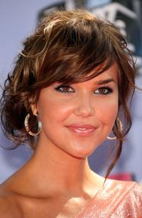Arielle Kebbel at the 2007 MTV Movie Awards.