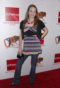 Danielle Panabaker at the launch party for Chip and Pepper's C7P denim line.