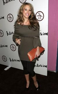 Haylie Duff at the Grand Opening of An Original Penguin.