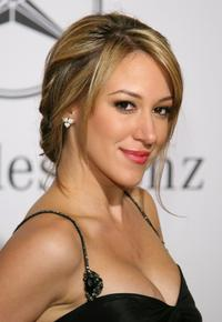Haylie Duff at the 17th Annual Mercedes-Benz Carousel of Hope Ball.