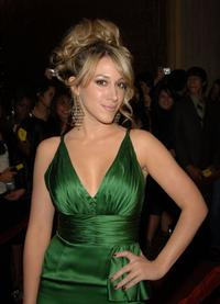 Haylie Duff at the 8th Annual Family Television Awards.
