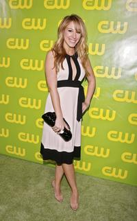 Haylie Duff at the CW Network Winter TCA Party.