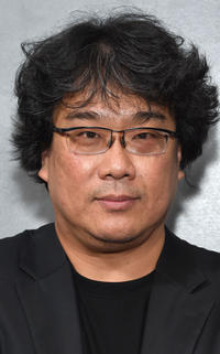 Bong Joon-ho at the Hammer Museum's 17th Annual Gala in the Garden in Los Angeles.