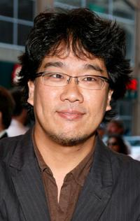 Bong Joon-ho at the screening of