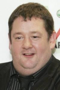Johnny Vegas at the Sony Ericsson Empire Film Awards 2006.
