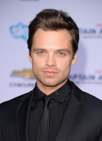 Sebastian Stan at the California premiere of