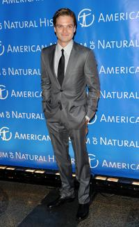 Sebastian Stan at the American Museum of Natural History's 2010 Museum Dance.