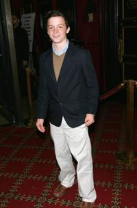 Conor Donovan at the premiere of
