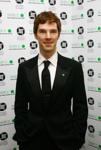 Benedict Cumberbatch at the Awards Of The London Film Critics Circle.