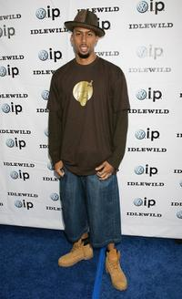 Affion Crockett at the special screening of