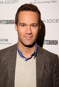 Chris Diamantopoulos at the New York premiere of