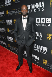 Ato Essandoh at the 2012 BAFTA Los Angeles Britannia Awards in California.