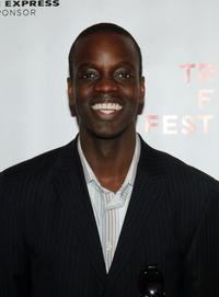Ato Essandoh at the premiere of