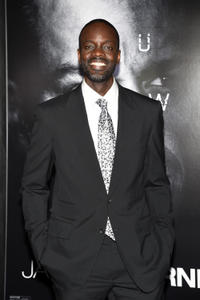 Ato Essandoh at the Las Vegas premiere of