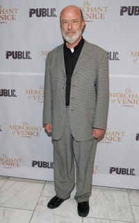 Gerry Bamman at the after party of the Broadway Opening Celebration of