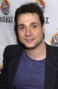 Adam Ferrara at the Comedy Centrals Jeff Foxworthy Roast.