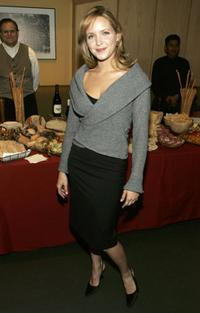 Jordana Spiro at the 2006/2007 TNT And TBS UpFront Reception.