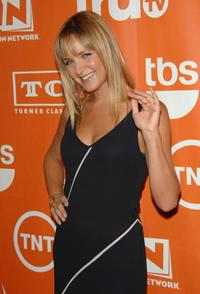 Jordana Spiro at the 2008 Summer TCA Tour Turner party.