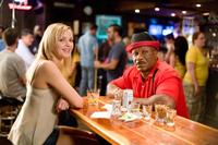 Jordana Spiro as Ivy Selleck and Ving Rhames as Jibby Newsome in