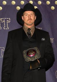Trace Adkins at the 2008 CMT Music Awards.