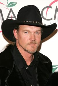 Trace Adkins at the 39th Annual Country Music Association Awards.
