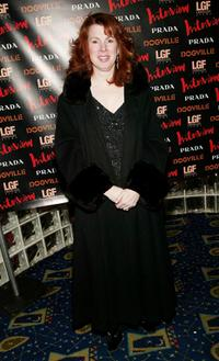 Siobhan Fallon-Hogan at the New York premiere of