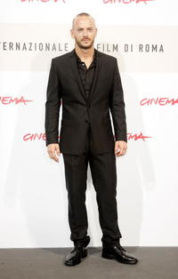 Filippo Nigro at the premiere of
