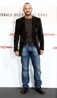 Filippo Nigro at the photocall of