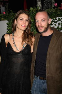 Claudia Zanella and Filippo Nigro at the Ciak magazine party during the 2nd Rome Film Festival.
