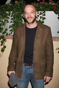Filippo Nigro at the Ciak magazine party during the 2nd Rome Film Festival.