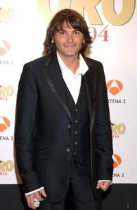 Fernando Tejero at the TP Magazine Awards.