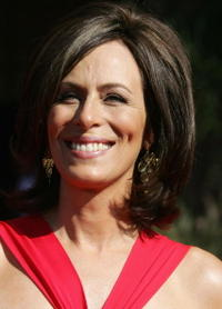 Jane Kaczmarek at the 58th Annual Primetime Emmy Awards.