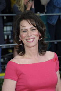 Jane Kaczmarek at the 7th Annual Screen Actors Guild Awards.