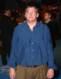 Adam McKay at the London premiere of