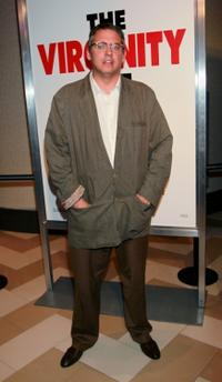 Adam McKay at the screening of