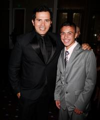John Leguizamo and David Castro at the 23rd Annual Imagen Awards.