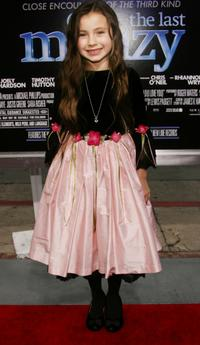 Rhiannon Leigh Wryn at the premiere of
