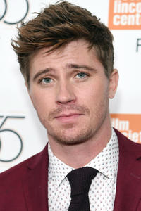 Garrett Hedlund at the