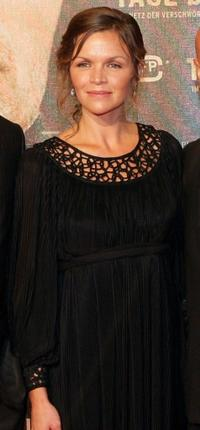 Stine Stengade at the German premiere of