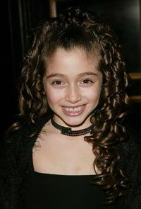 Raquel Castro at the premiere of