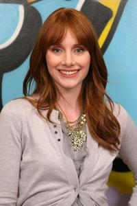 Bryce Dallas Howard at the fuse's No. 1 Countdown.